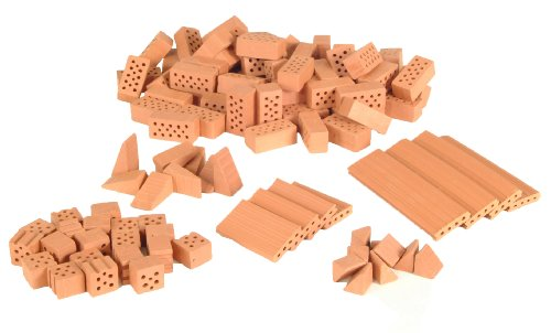 Teifoc Assorted Components Brick Construction Set