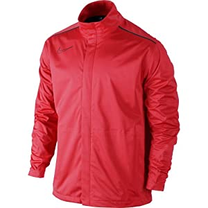 2012 NIKE Storm Fit Waterproof Golf Jacket Full Zip AW12 Action Red/Black X-Large