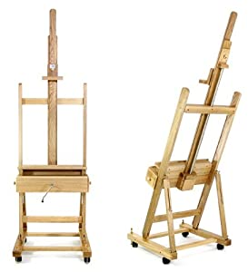 Artina Easel Studio  PISA  Academie Presentation Display (max canvas size 210cm / 82,67 inches)       review and more news
