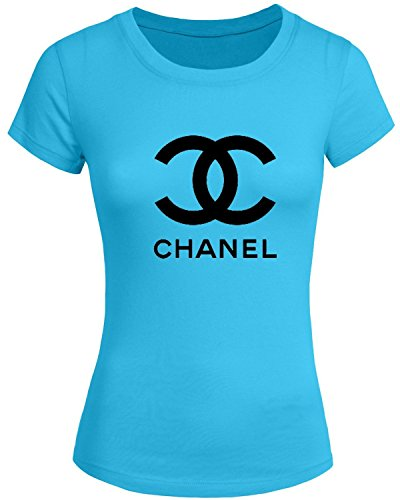 chanel-logo-for-2016-womens-printed-short-sleeve-tops-t-shirts