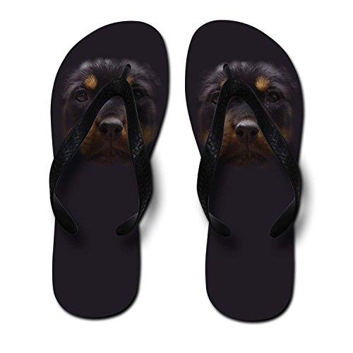 tees-maker-london-rottweiler-pup-animal-printing-unisex-flip-flops-medium