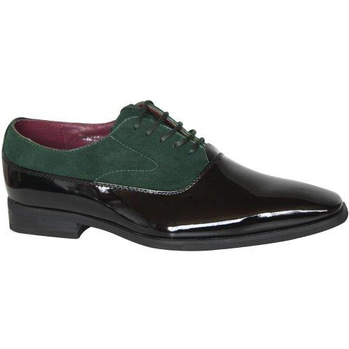 Kebello ,  Scarpe stringate uomo Verde verde 41