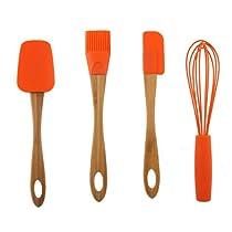 C-Orange Silicone Tools Set