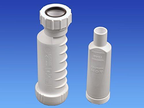 hepworth-hepvo-waste-valve-tundish-adaptor-kit-bv1-21-by-hepvo