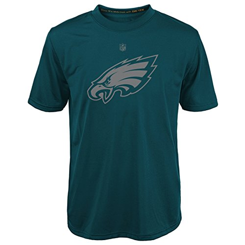 nfl-philadelphia-eagles-boys-reflect-dri-tek-short-sleeve-jade-large-14-16