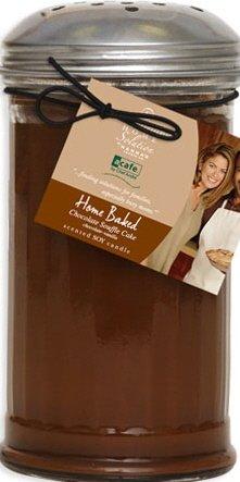 Kathy Ireland Acafe Society by Hanna's Chocolate Souffle Cake Candle