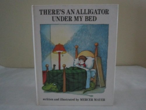 Theres-an-Alligator-under-my-bed
