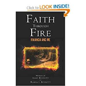 Faith Through Fire: Rwanda and Me ebook