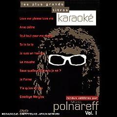 Karaoké : Michel Polnareff   Vol.1