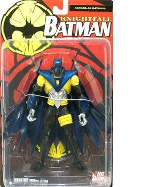 Buy Low Price DC Direct Batman Knightfall: Azrael as Batman Action Figure (B000LVKGRU)