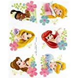 Disney Princess Temporary Tattoos , 1 Pkg [Misc.]