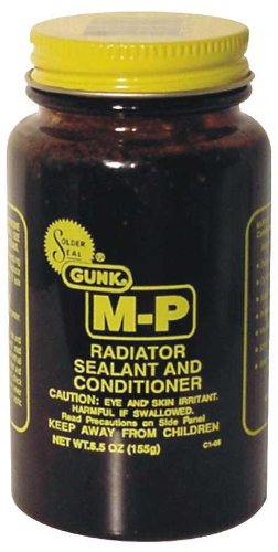 MotorMedic C105-12PK Radiator Sealant and Conditioner - 5.5 oz., (Case of 12)