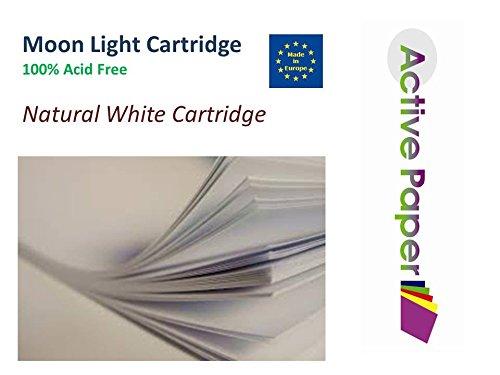 Drawing Cartridge Papier, A1+ / 64 x 90 cm, 140g/m2, 50 Blatt