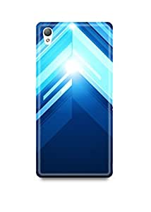 Abstract Sony Z4 Case
