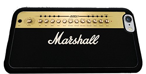 Marshall Guitar Am, Guitar Amplifier Funny Iphone 6 (4.7 Inch) Rubber Case Black vox ac30ch guitar amplifier head