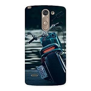 Ajay Enterprises Extant Cruise Bike Back Case Cover for LG G3 Stylus