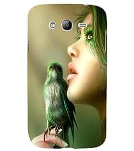 PRINTSHOPPII SAD GIRL Back Case Cover for Samsung Galaxy Grand i9080:::Samsung Galaxy Grand i9082