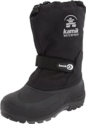 Amazon.com: Kamik Waterbug Wide Cold Weather Boot (Toddler