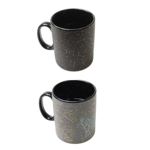 The Star Mug - Stars at Night Sky Heat Change Mug