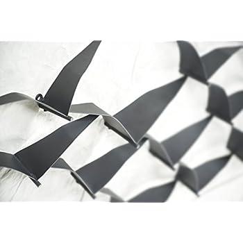 Soaring Seagulls - Metal Wall Art