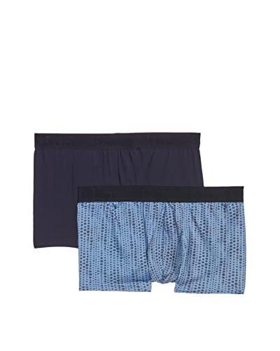 s.Oliver Set 2 Pezzi Boxer  [Blu/Azzurro]