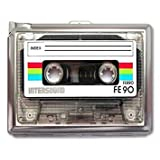 Cassette Tape Cigarette Case Lighter or Wallet Business Card Holder