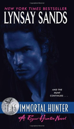 Book Review - The Immortal Hunter by Lynsay Sands - Maryse ...