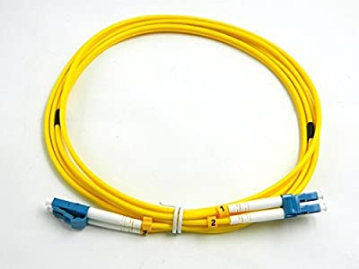 CableJoy OS1 Duplex Singlemode PVC Fiber Optic Cable