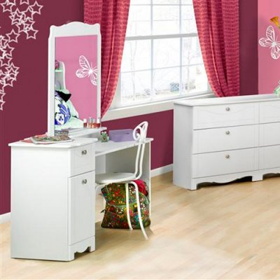 Dixie Bedroom Vanity Table