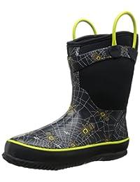 Western Chief Spider Prey Neoprene Rain Boot (Toddler/Little Kid/Big Kid)