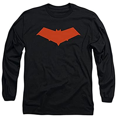 DC Batman Red Hood Long Sleeve T-Shirt