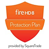 2-Year Protection Plan plus Accident Protection for Fire HD 8 (6th Generation - 2016 release)