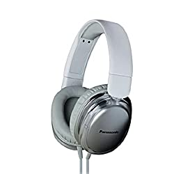 Panasonic RP-HX350 White Over-Ear Headphones for iPod/MP3 player/Mobiles