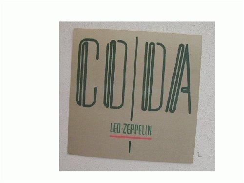 2 Led Zeppelin Poster Flat