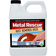 Workshop Hero WH290497 Metal Rescue Rust Remover Bath