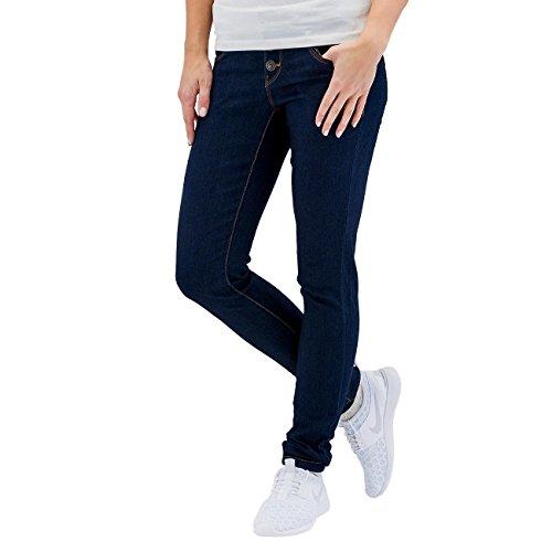 Vero Moda Donna Jeans / Jeans slim fit vmFive Slim Boheme blu W 26 L 34