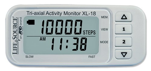 YG9A5A Lifesource Xl-18 Tri-axial Activity Monitor