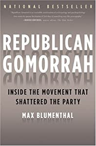 "Cover of ""Republican Gomorrah: Inside the..."