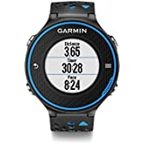 Garmin Forerunner 620 GPS Sport Fitness Running Watch - Black Blue Certified Refurbished Color Black Blue Model...