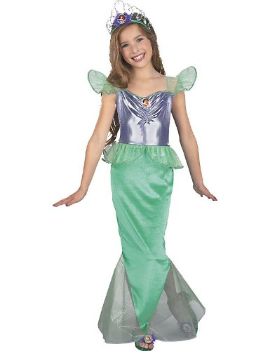 Little Mermaid Ariel Halloween Costume