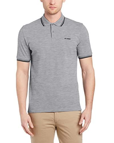 Ben Sherman Men's Blocked Polo
