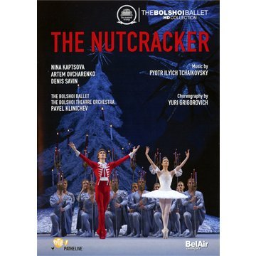 Bolshoi Ballet Collection - The Nutcracker [DVD]
