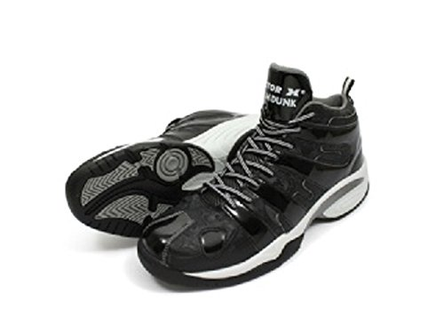 Vector X Slamdunk 003 Basketball Shoes, Men's UK 9 (Black)