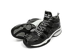 Vector X Slamdunk 003 Basketball Shoes, Men's (Black)