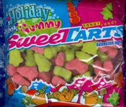Gummy Sweet Tarts - Wonka Christmas Candy (079200999889)