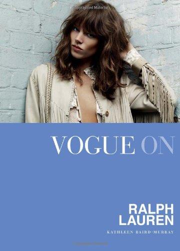 Vogue on Ralph Lauren: Vogue on Designers