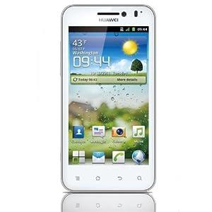 Huawei Honour Smartphone GSM/EDGE/HSDPA Quadribande Bluetooth GPS Wifi Android Blanc