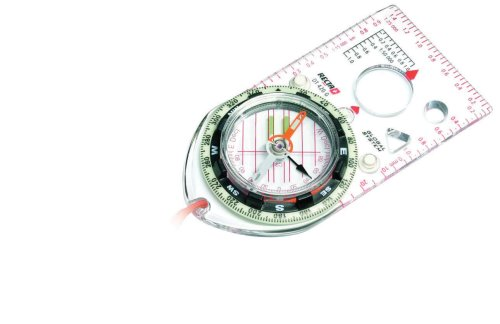 Recta Sport  &  Orienteering Compass DT420G Elite Global (Professional  &  World travel)