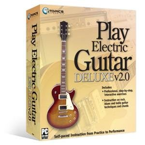 Play Electric Guitar Deluxe V2.0 [Old Version]