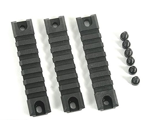 Standard 20mm Base Weaver Picatinny RIS 20mm Short Rail (Ar15 Quad Rail 3 Piece compare prices)